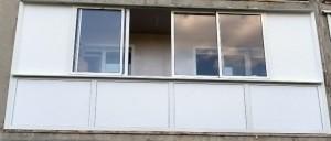 Балкон Антей, Ревда