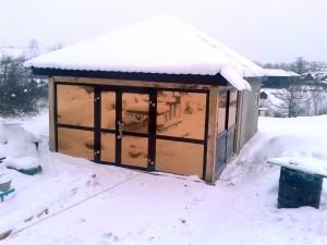 Зимний сад, Антей, Ревда
